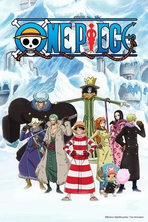 One Piece Anime retorna com lançamento digital !