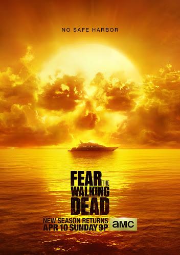 Fear the Walking Dead Temporada 2 (HDTV 720p Ingles Subtitulada)