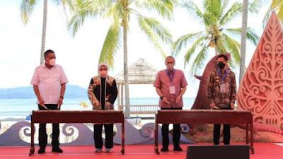 Gubernur Olly: Program Pemagangan DPSP Dukung Sektor Pariwisata
