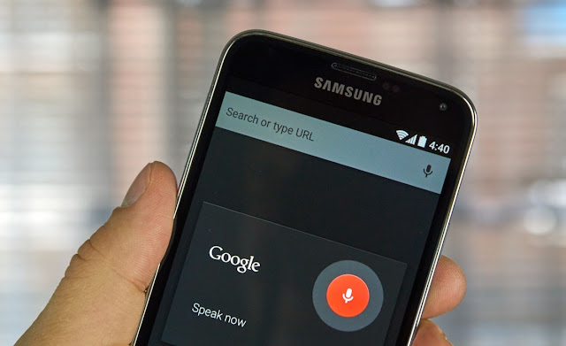 A Must Feature - Voice Search Function