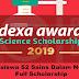Beasiswa S2 Penuh Dexa Awards Science Scholarship Dalam Negeri 2019-2020