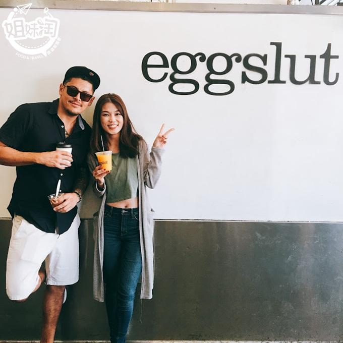 美國洛杉磯eggslut