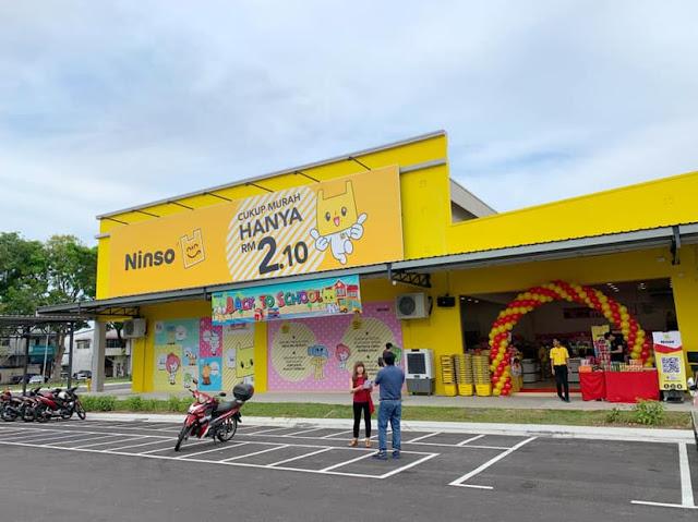 Lokasi Kedai Ninso Seluruh Malaysia Untuk Tahun 2021