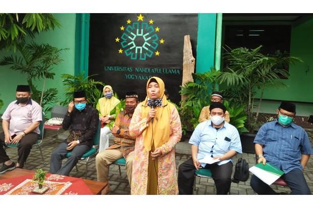 Universitas Nahdlatul Ulama [UNU] Yogyakarta menyatakan melibatkan Pusat Studi Gender [PSG] dan Pusat Studi Ketahanan Keluarga [PSKK] untuk merrespons kasus tindak pelecehan seksual yang dilakukan oleh bekas dosen tamunya, Bambang Arianto [BA].