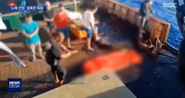 Biadab! YouTuber Korea Ceritakan Bagaimana Pekerja Indonesia Diperbudak di Kapal China