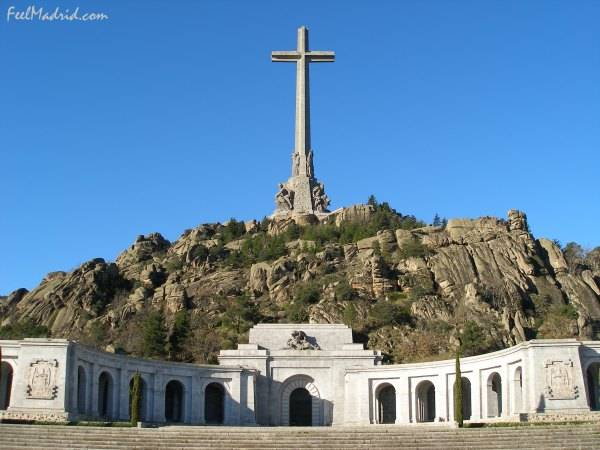 El Valle de los Caídos; la memoria, la verguenza y el olvido