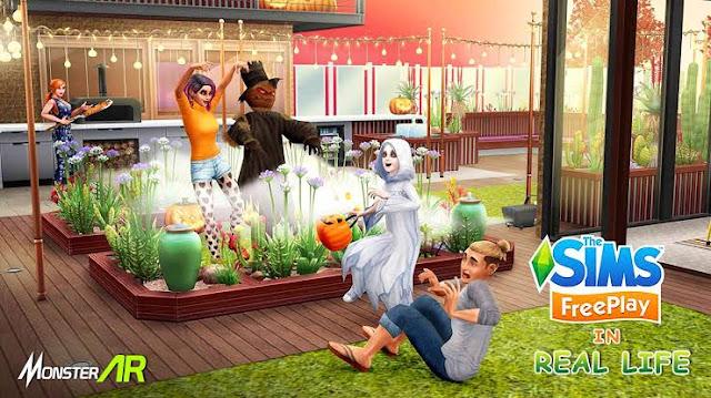 Sims Freeplay mod game