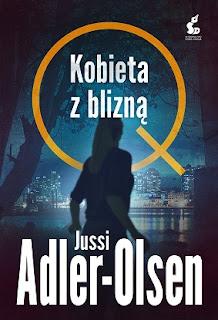 Kobieta z blizną - Jussi Adler-Olsen