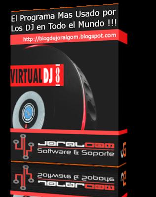 VirtualDJ Pro v8.2 pc build 3343.1200 Programa mas Usado por los DJ en el Mundo Entero !!!!