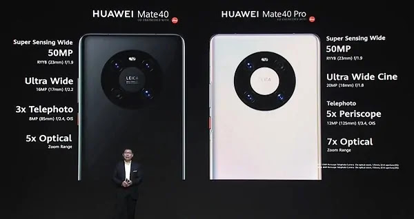 HUAWEI MATE 40 PRO PLUS OFICIAL