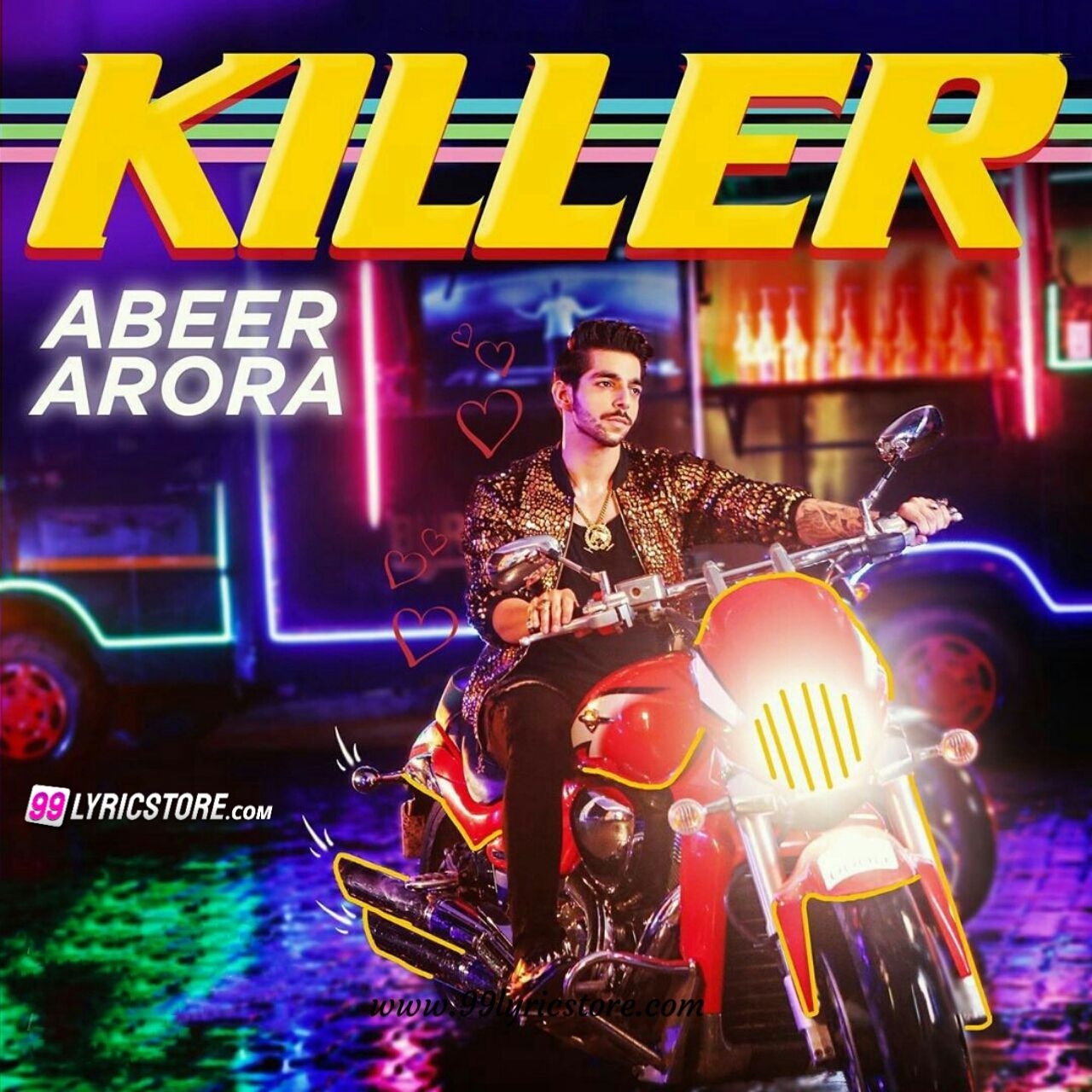 Killer Punajbi Song Lyrics Sung by Abeer Arora