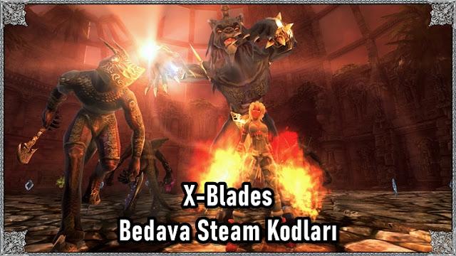 X-Blades free steam games