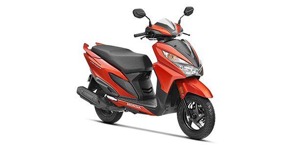 Honda Grazia 125cc scooter Images
