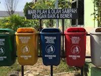 Mengenal Jenis-Jenis dan Arti Warna dari Tempat Sampah
