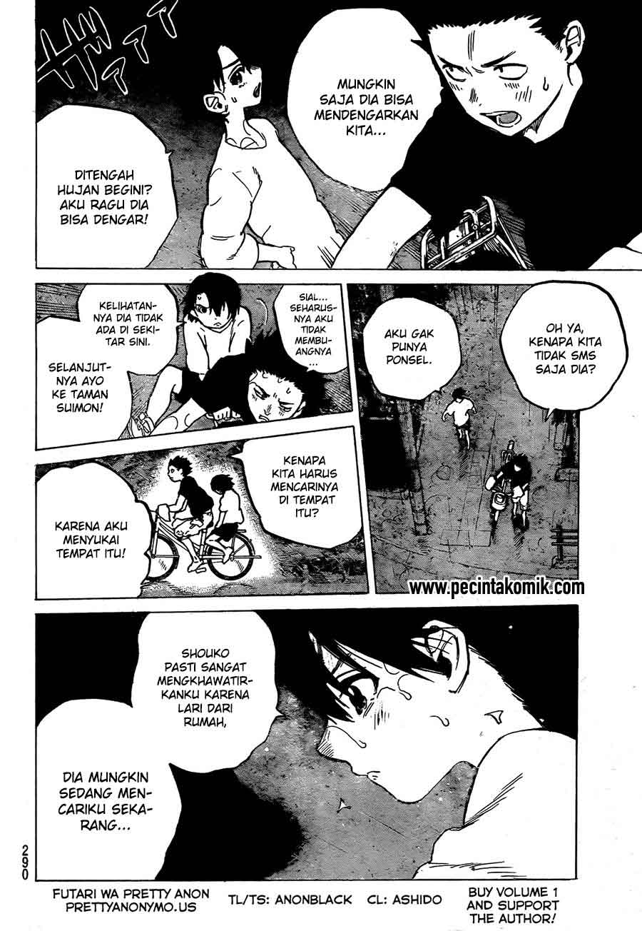 Koe no Katachi Chapter 13-3
