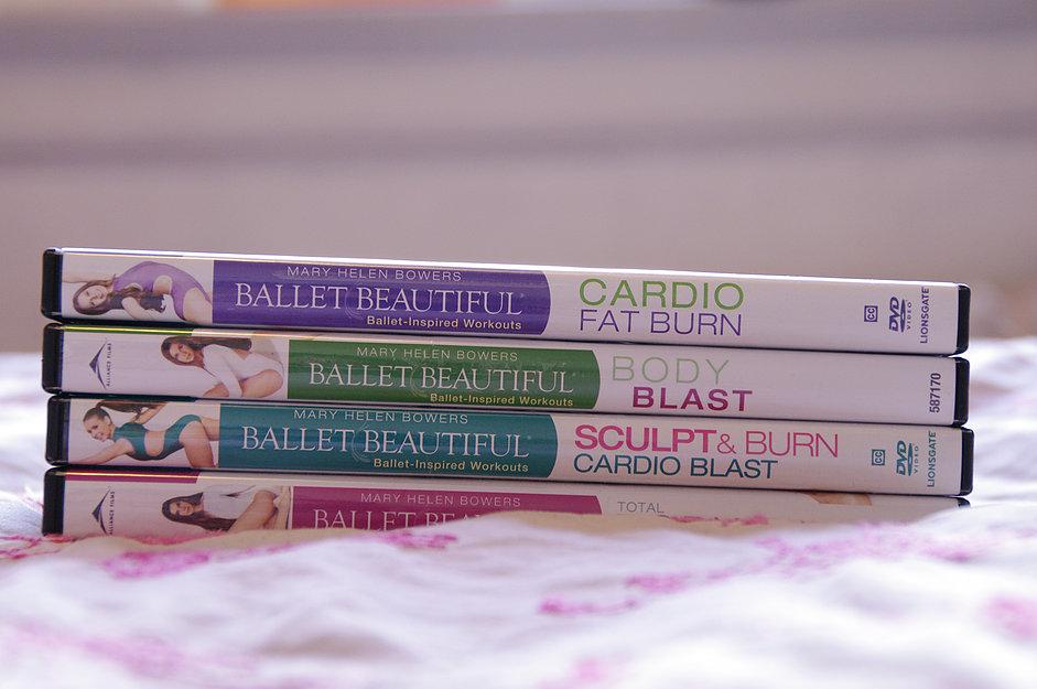 Ballet Beautiful DVD Review