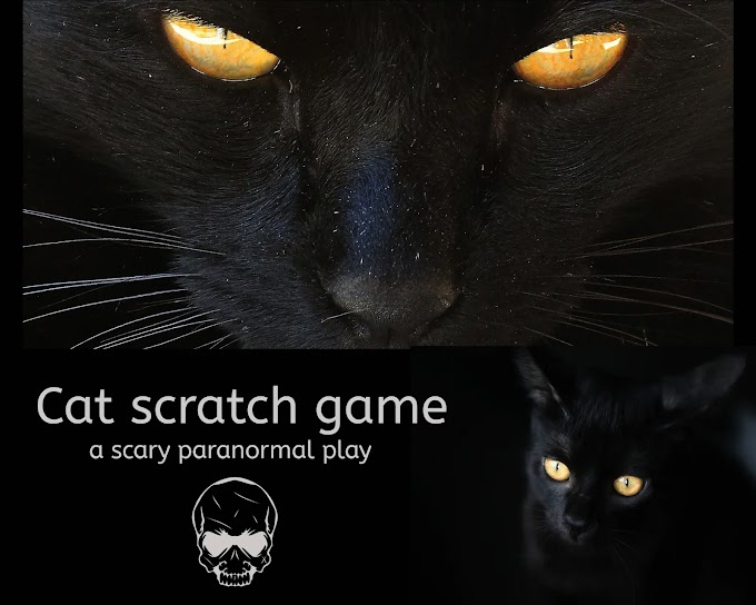 The cat scratch -A scary game