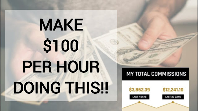 Earn $100 Per Hour Online for FREE! Make Money Online FAST!