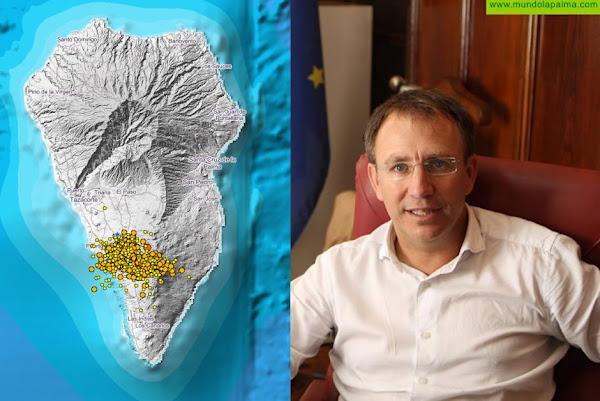Sergio Rodriguez desmiente una posible evacuación en la zona de Jedey