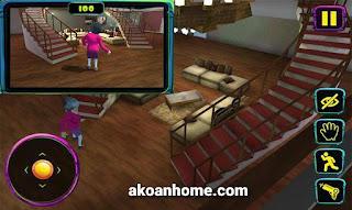 تحميل لعبة المعلمة الشريرة احدث اصدار مجانا كل الاجزاء Scary Teacher 3D APK