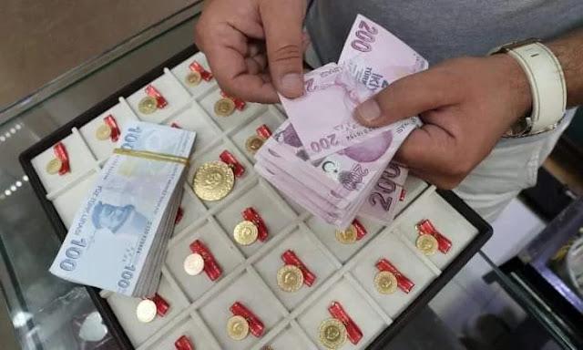 سعر صرف الليرة التركية مقابل العملات الرئيسية الأربعاء 25/11/2020