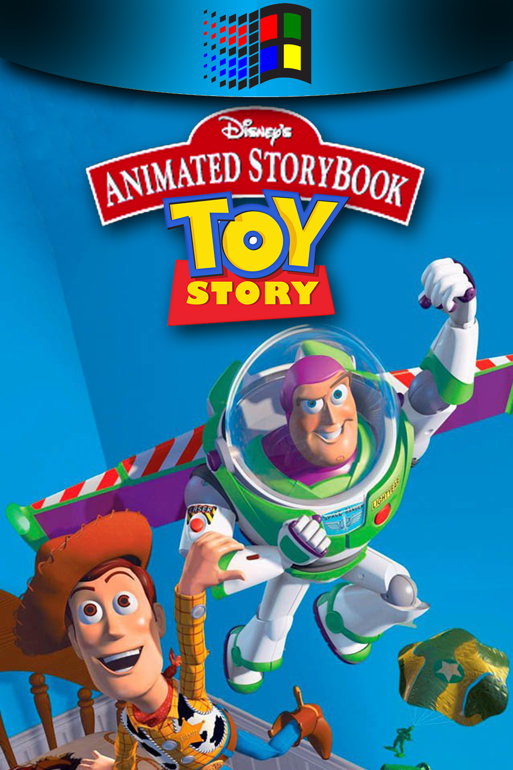 Toy Story Cracked Magazine: The Collection Chamber: DISNEY'S ANIMATED STORYBOOK: TOY STORY