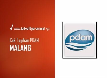 Cek Tagihan PDAM Malang