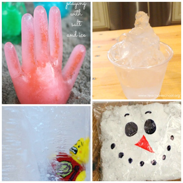 30+ Winter science experiments for kids #winterscienceexperiments #scienceforkids #scienceexperimentskids #winteractivitespreschool #growingajeweledrose #activitiesforkids