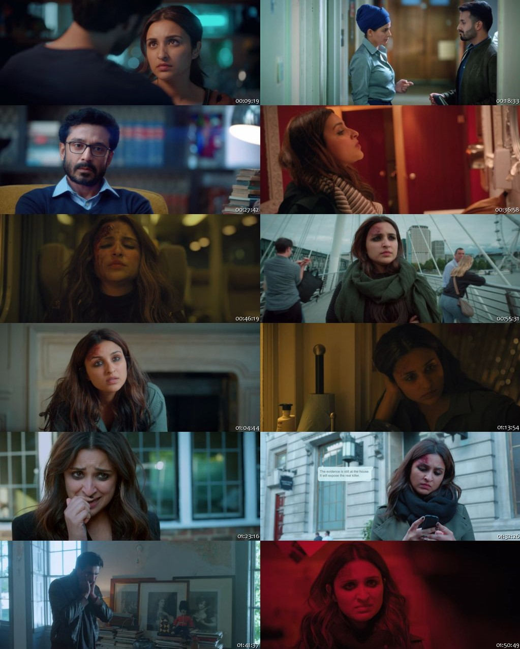 The Girl on the Train 2021 Full Hindi Movie Online Watch HDRip 720p