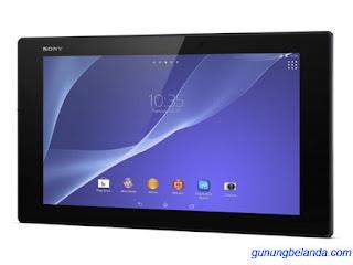 Cara Flashing Sony Xperia Z2 Tablet Wi-Fi SGP512 Via Flashtool