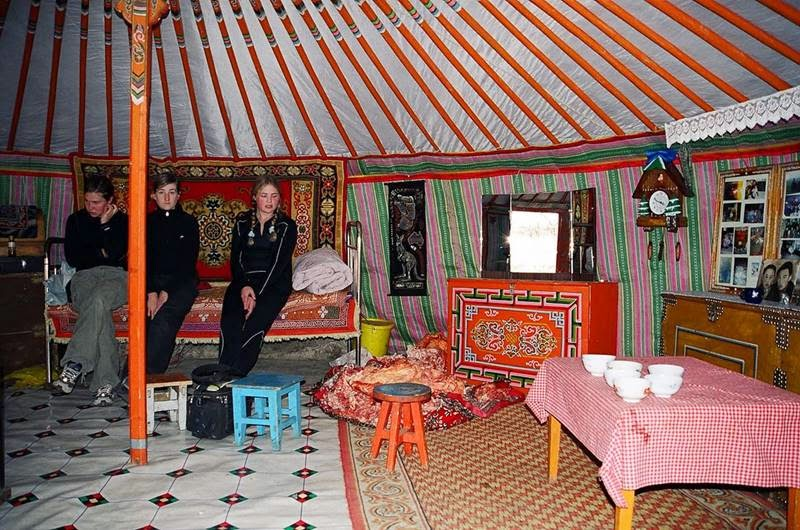 Traditional Portable Mongolian habitation | Mongolian Yurt