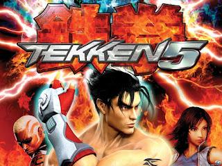 TEKKEN 5 free download pc game full version