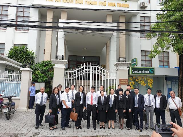 Về phiên toà xét xử sơ thẩm luật sư Trần Vũ Hải với cáo buộc giúp sức trốn thuế