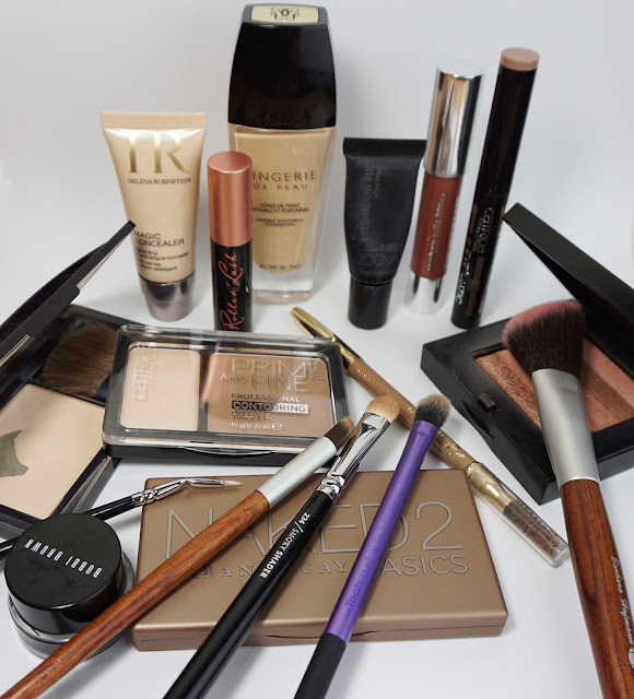Make-up, Kosmetik, Cosmetics, Helena Rubinstein, Guerlain, Catrice, Bobbi Brown, Urban Decay Naked, Clinique, benefit