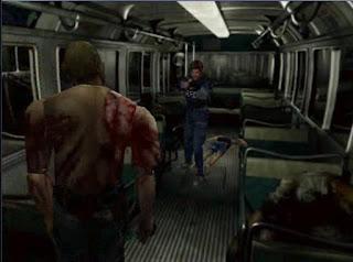 Resident Evil 2 - Jogo Playstation I