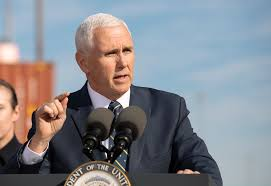 In uncommon US analysis, Pence urges Saudis to free blogger Badawi