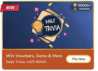 Flipkart Daily Trivia Quiz Answers 04-Feb-2021