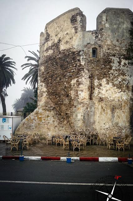 Torreón de la muralla Asilah