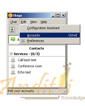 Cara Konfigurasi Ekiga Softphone-anditii.web.id