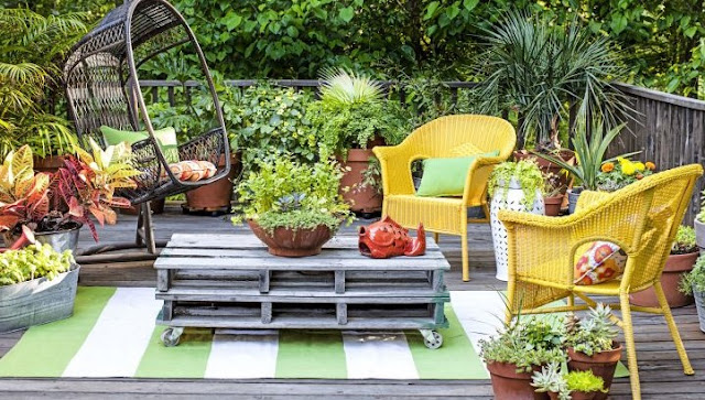 Cozy Landscaping Ideas for Family