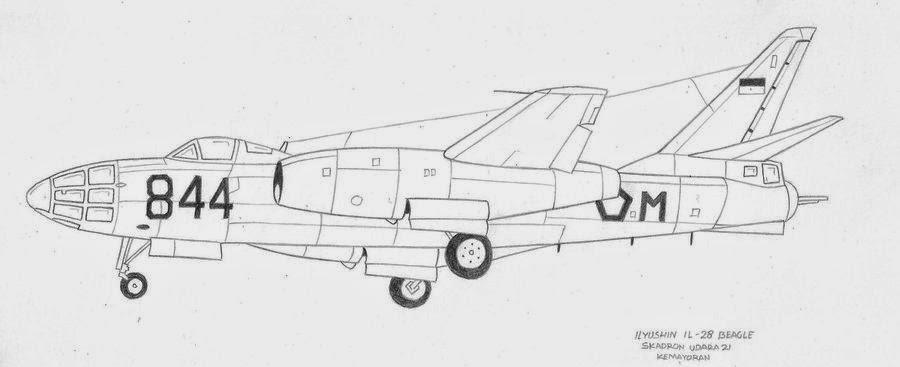 airplane scale modelkit  ilyushin il