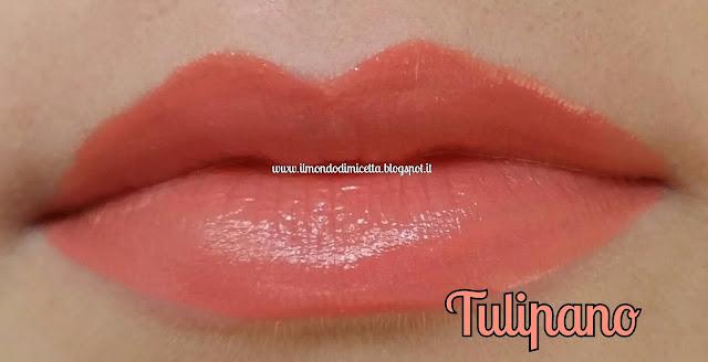Swatch, alkemilla, labbra, rossetto, Tulipano