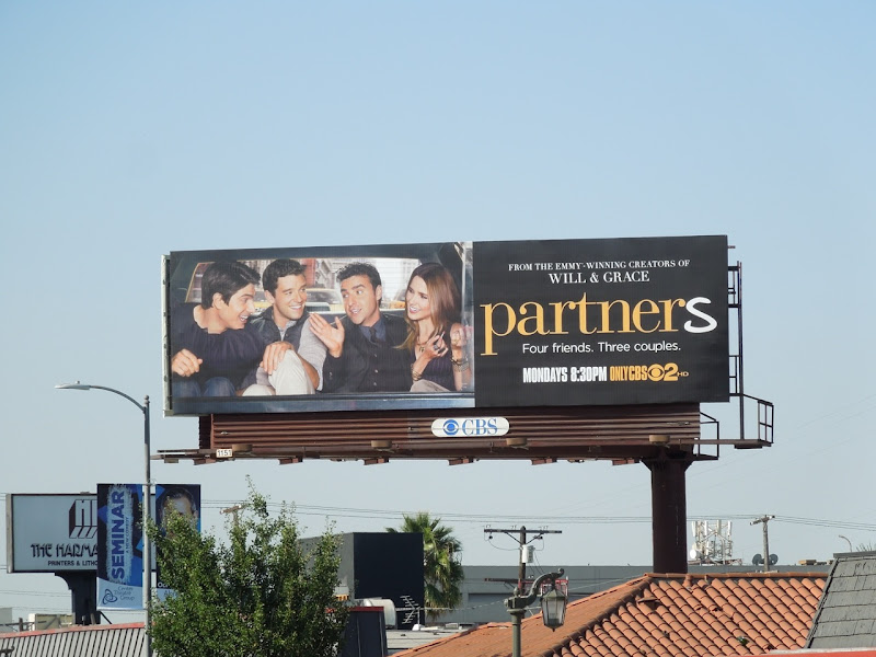 Partners season 1 billboard