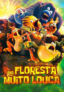 Uma Floresta Muito Louca Torrent (2018) Dual Áudio / Dublado BluRay 720p | 1080p – Download