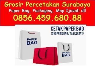 0856-459-680-88 Percetakan Paper Bag Surabaya dan Kardus Kemasan Surabaya