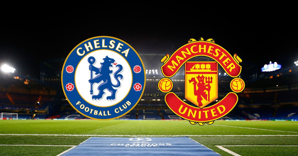 Watch the Manchester United and Chelsea match broadcast live on Sunday