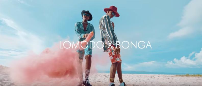 Lomodo X Bonga – Tetete