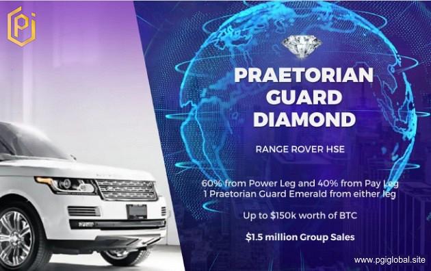 PGI Praetorian Guard DIAMOND