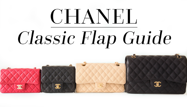 b5d626f61e9f0d The Ultimate Chanel Classic Flap Guide - Chase Amie