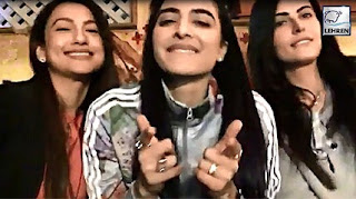 bani gauhar mandana together